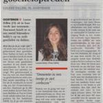 LOUISE ARTIKEL 9 JANUARI 2014